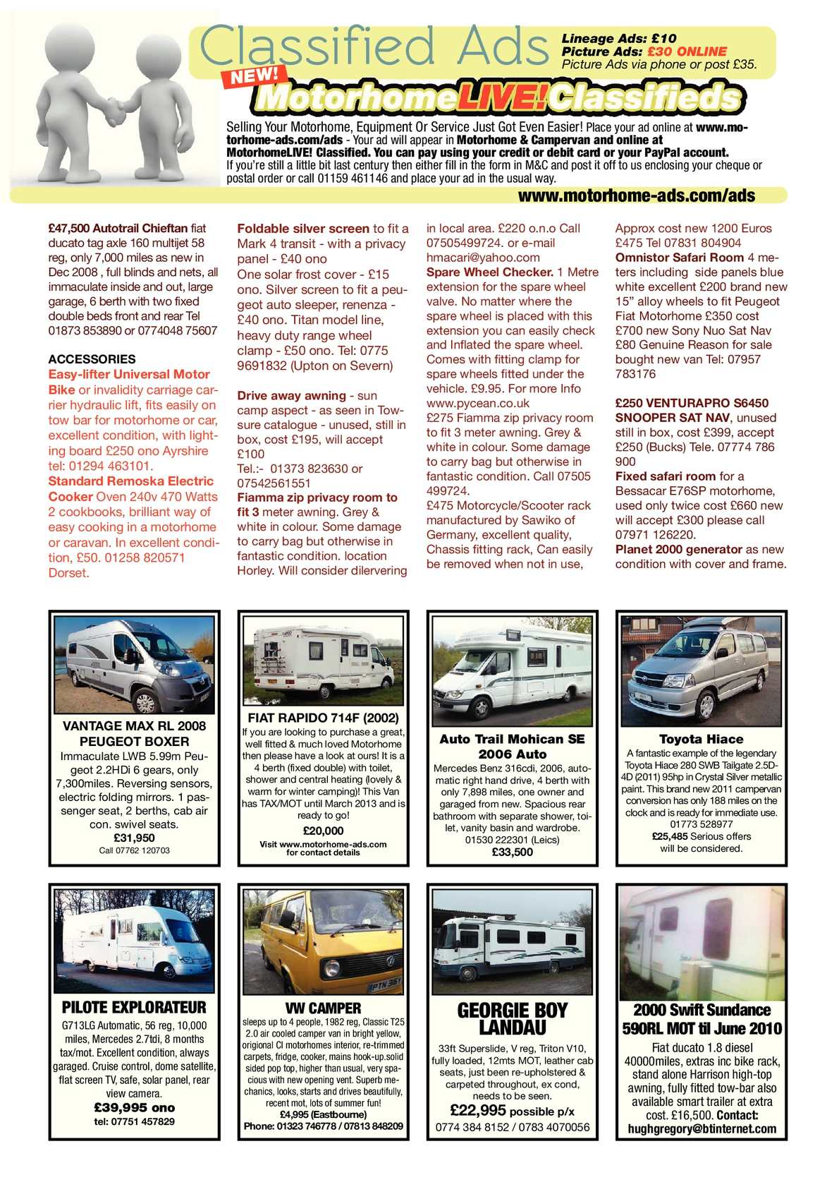 May 2013 Motorhome Campervan Calameo Downloader Georgie Boy Fuel Filter Location Page 92