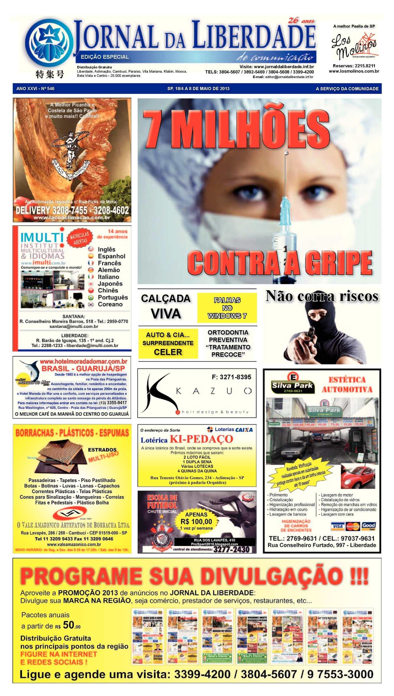 ad7719b67 Calaméo - JORNAL DA LIBERDADE 546