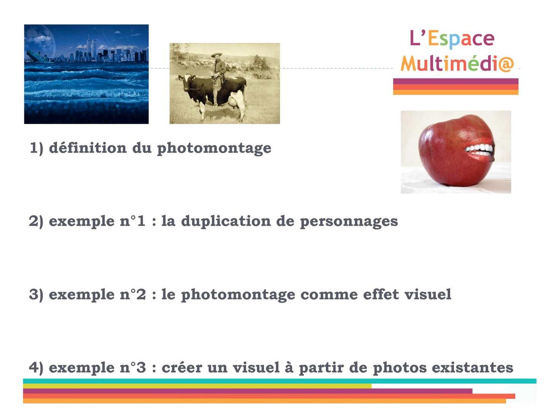 GIMP N°4 : Exercices de photomontage - CALAMEO
