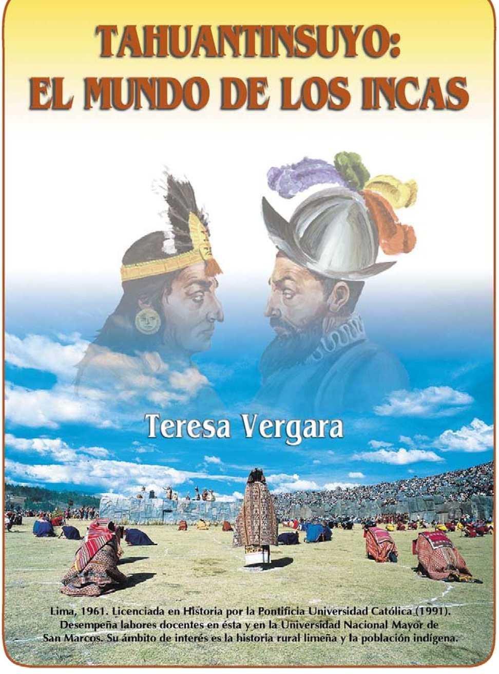 Calaméo - TAHUANTINSUYO: EL MUNDO DE LOS INCAS