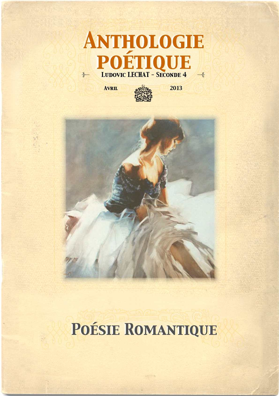 Anthologie Poeme Rencontre Amoureuse