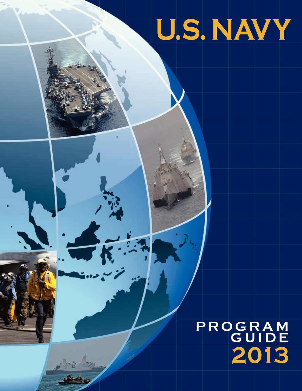 Calam O US NAVY Programm Guide 2013