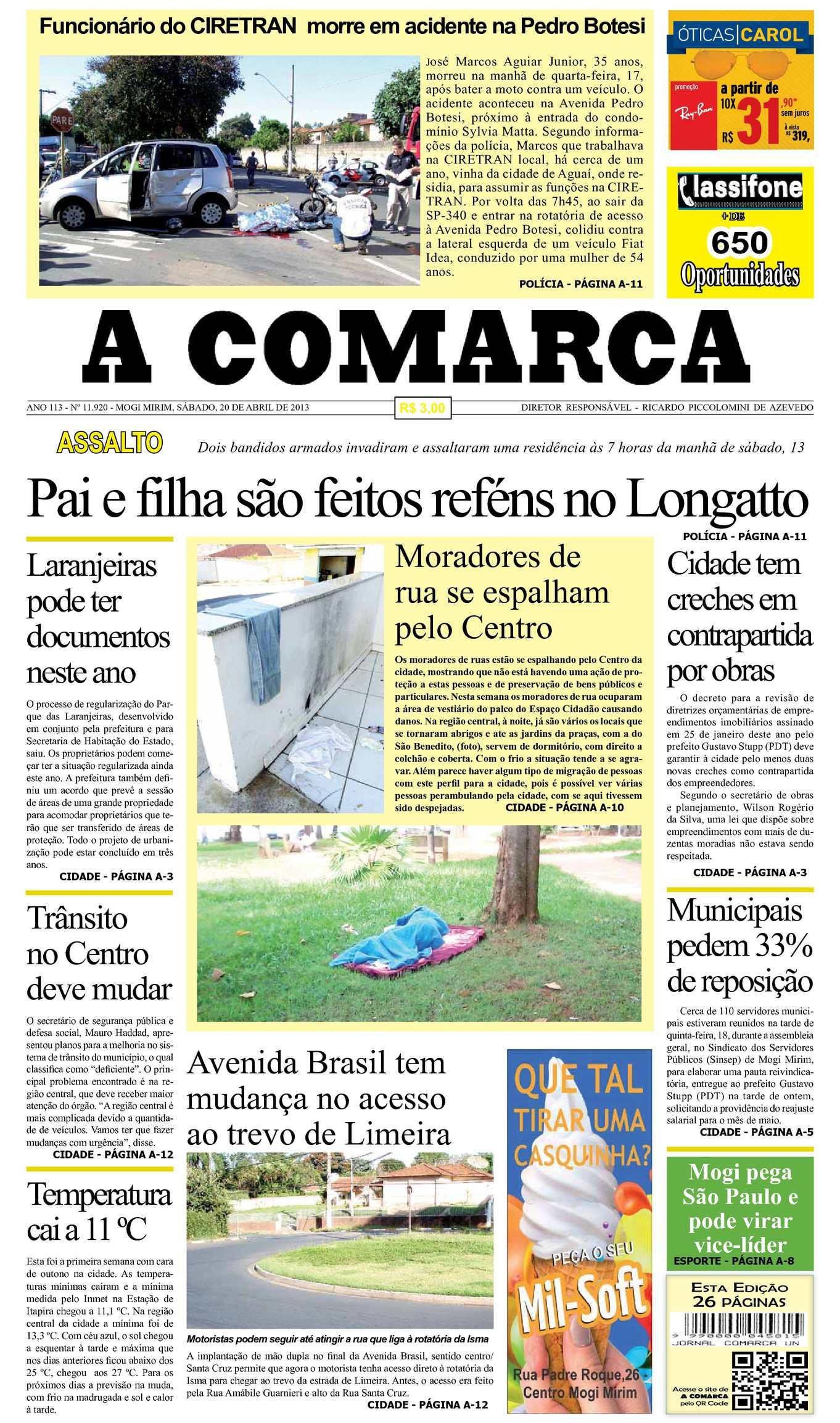 9c7721cb97cbc Calaméo - A Comarca