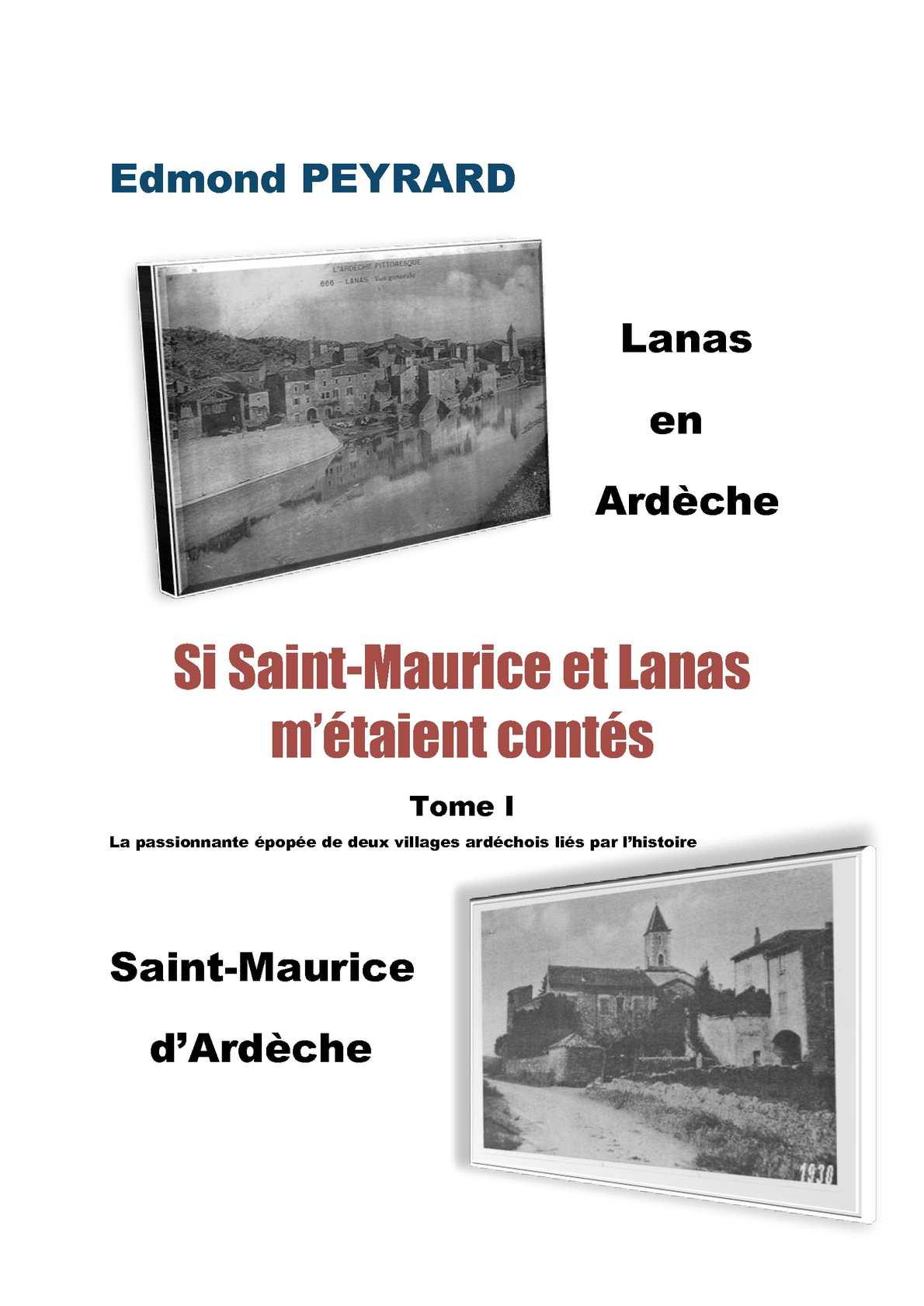 Calaméo - Tome 1 - Si Lanas et Saint-Maurice m étaient contés 1456b0e0381