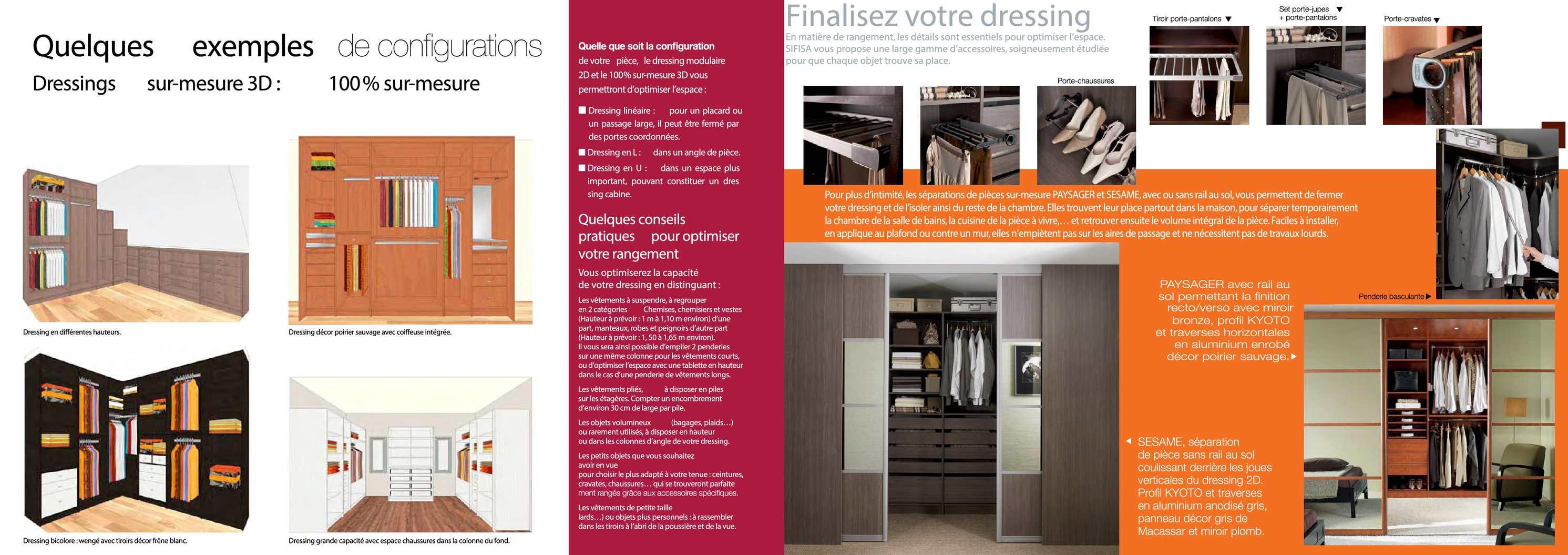 Dressing Avec Coiffeuse Intégrée aksess cuisine - calameo downloader