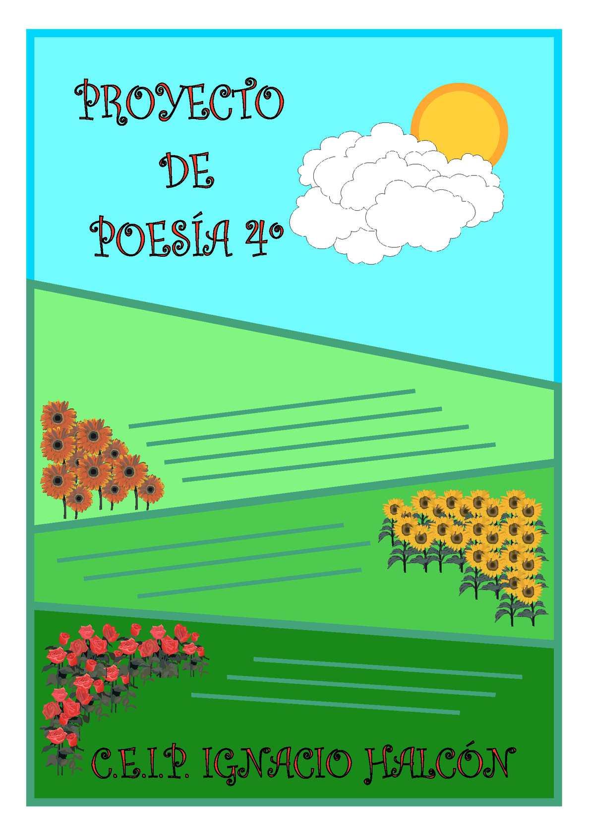 Calaméo Proyecto Poesía 4º