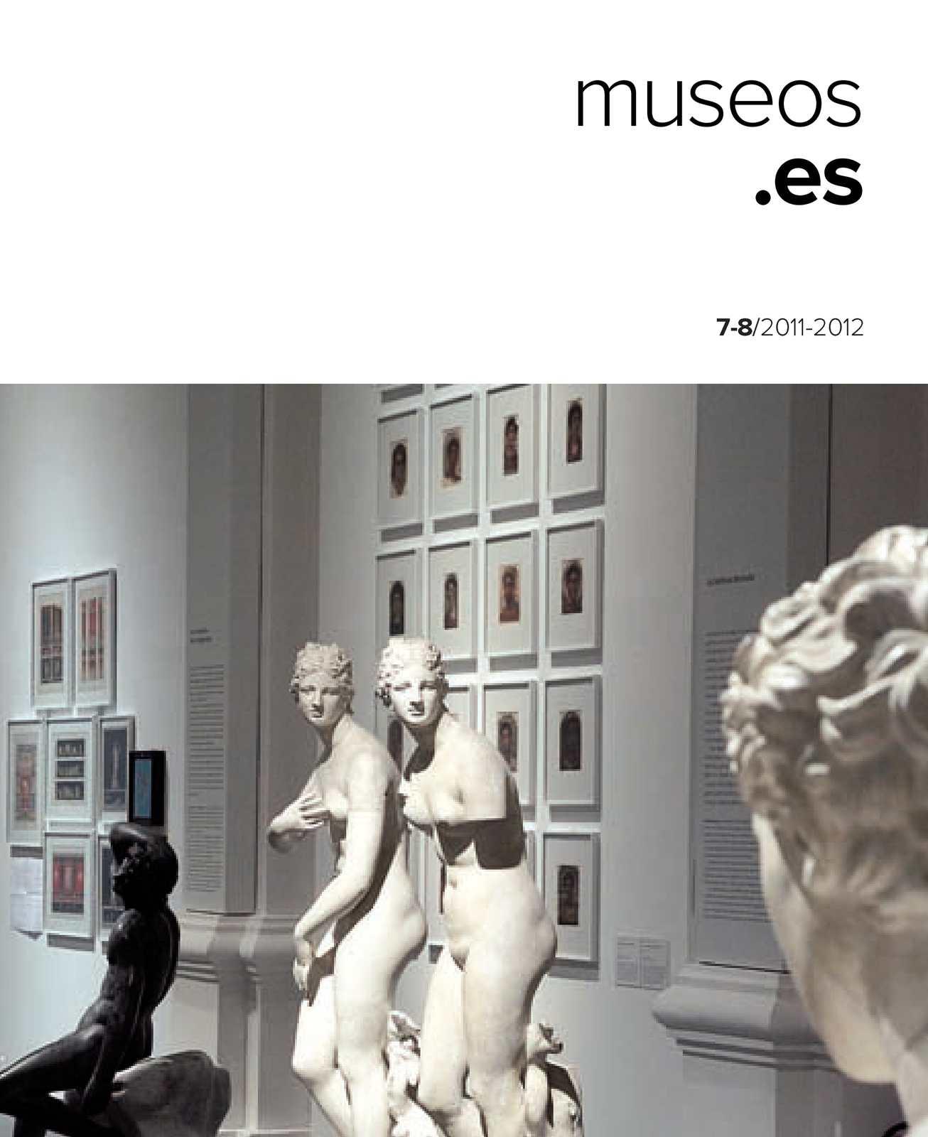 Calaméo - Museos.es nº 7-8 37c32633cdbf