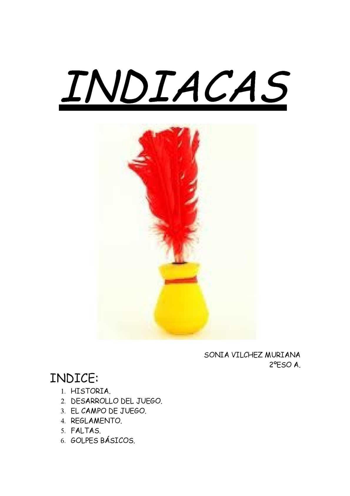 Calameo Indiacas