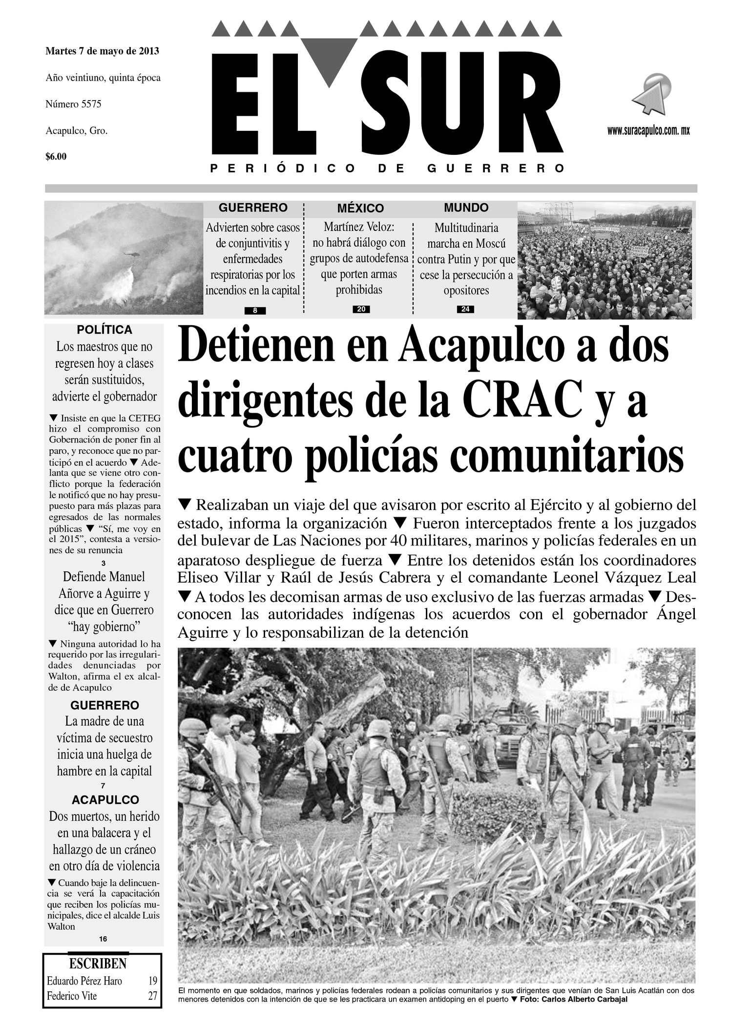 Calaméo El Sur 7 De Mayo De 2013