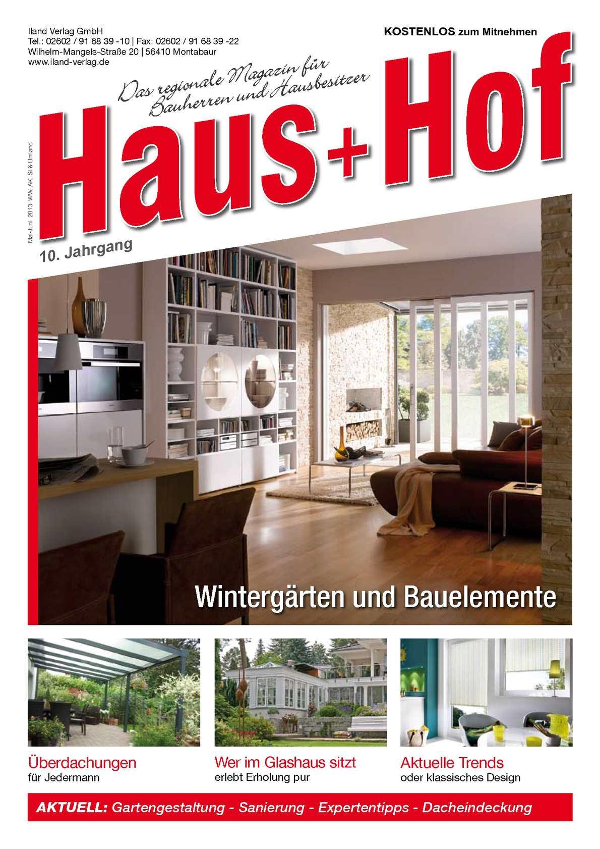 stilvoll gestaltete esszimmer stehen hoch im trend, calaméo - haus+hof ww 2013-5, Innenarchitektur