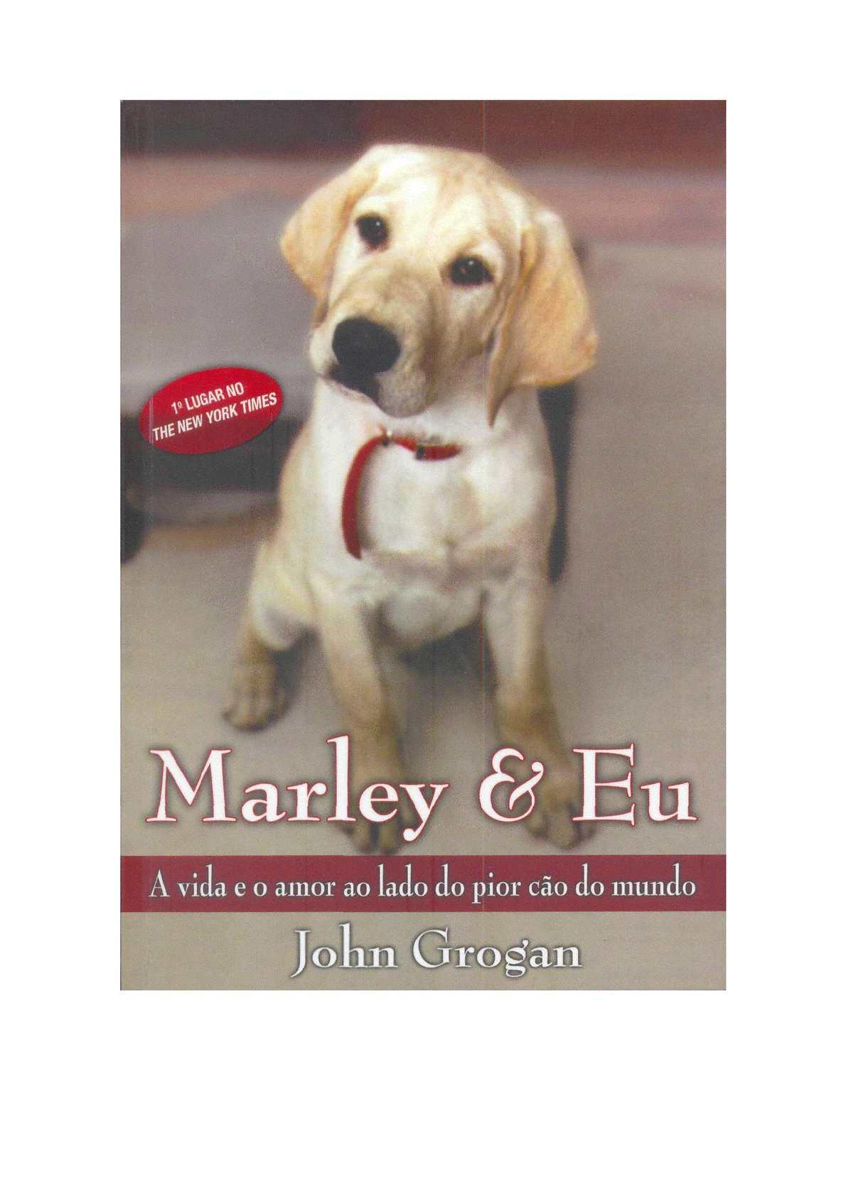 6fa297feae49b Calaméo - Marley e Eu (Love Book s)