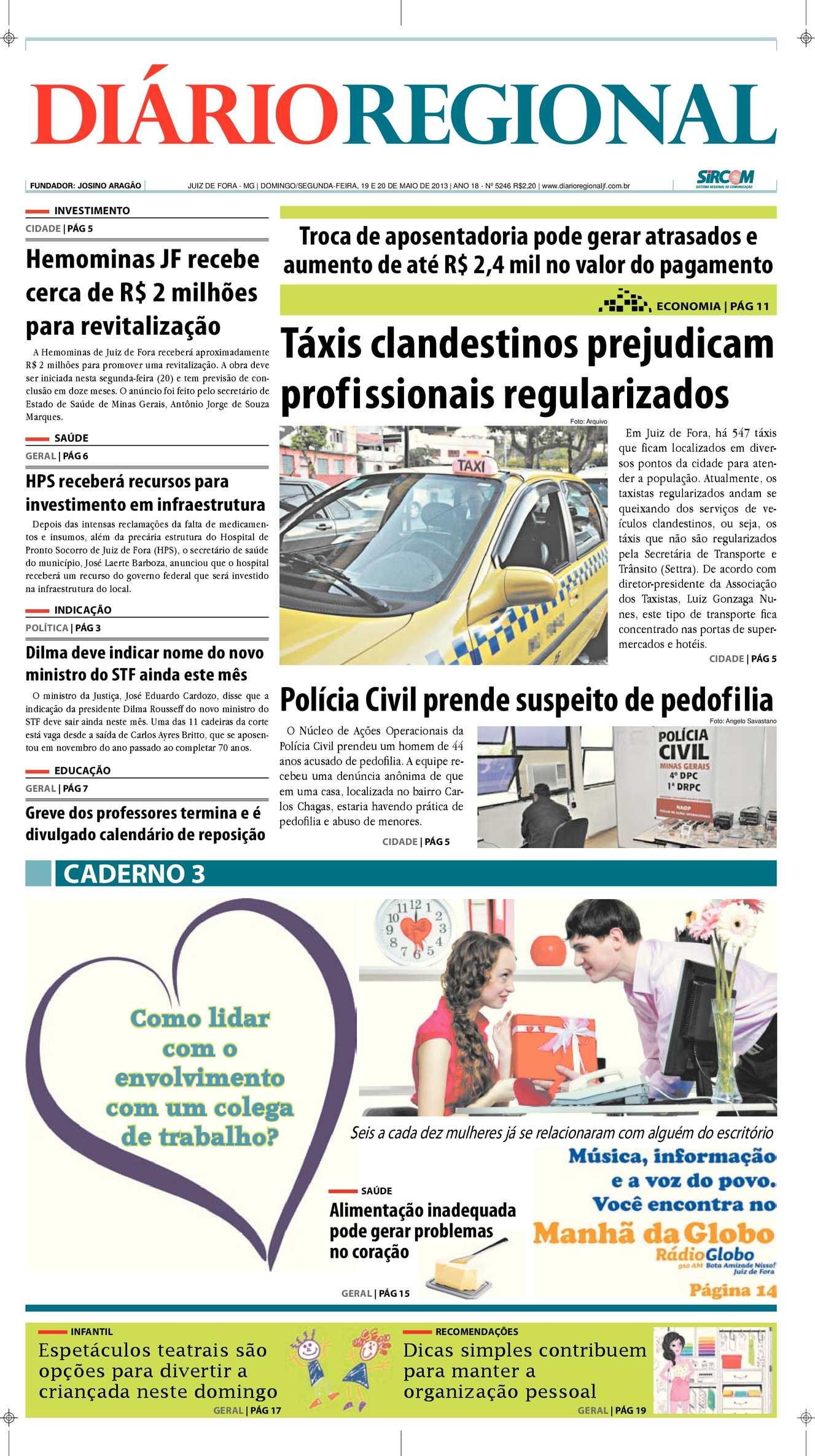 3ff1a1481 Calaméo - Edição 19 e 20/05/2013