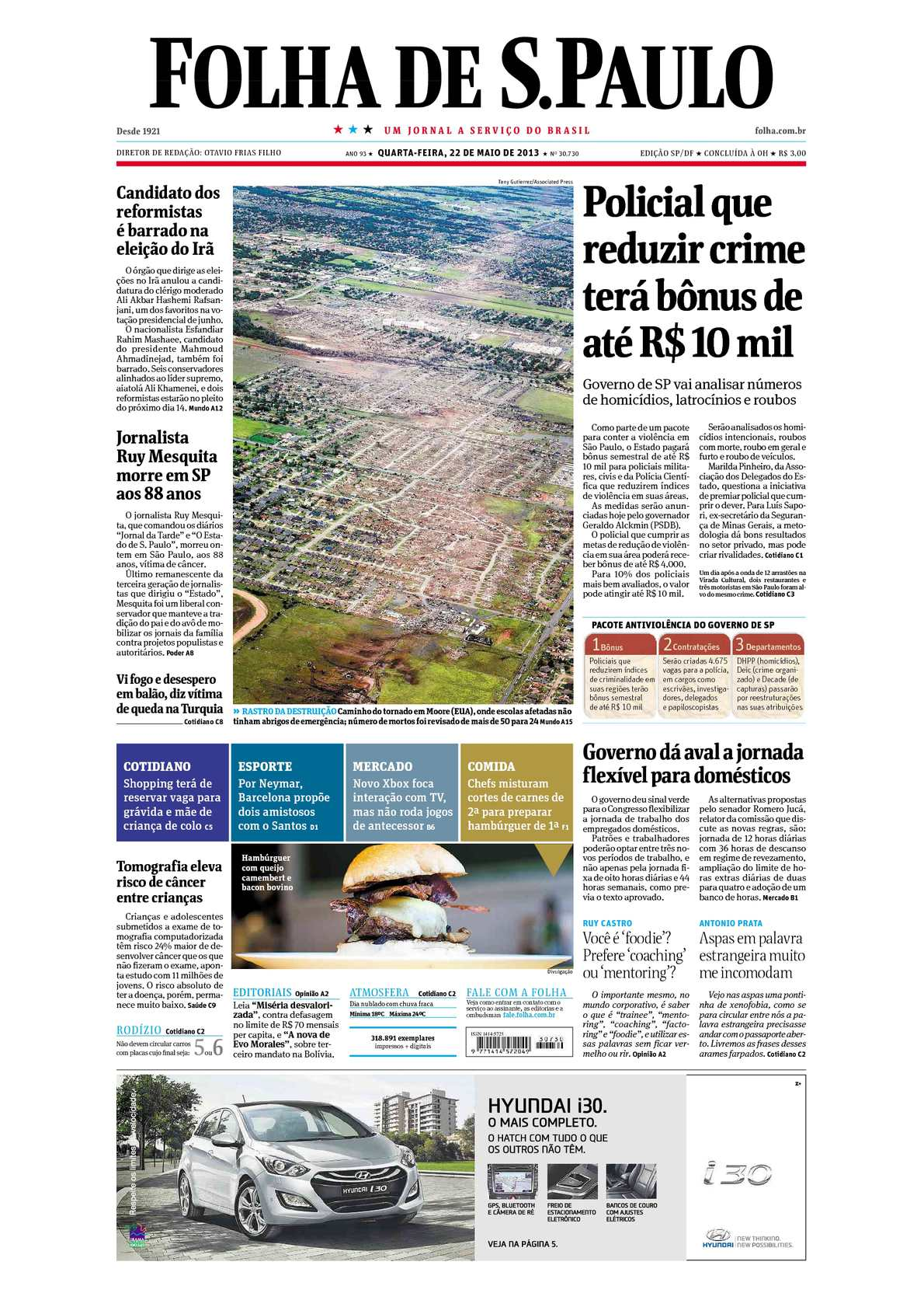 Calaméo - Folha de São Paulo 22-05-2013 1ae97e5835