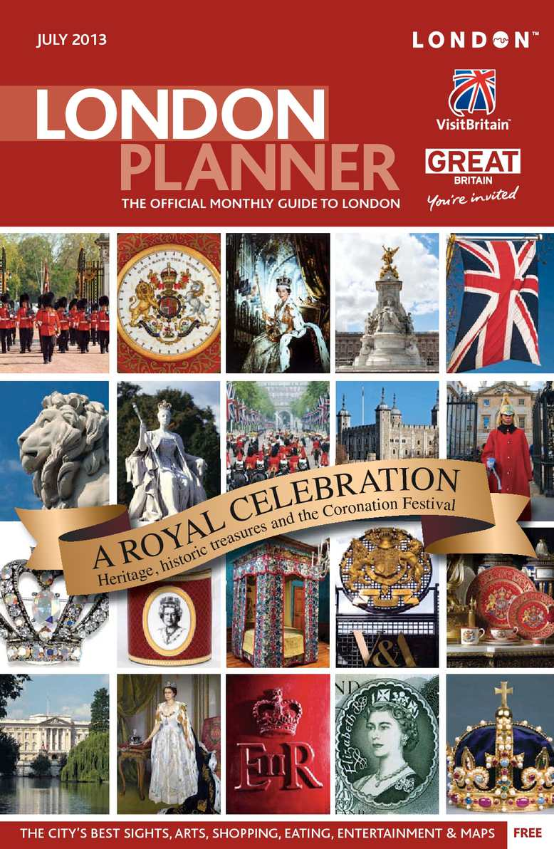 Calaméo   London Planner July 20