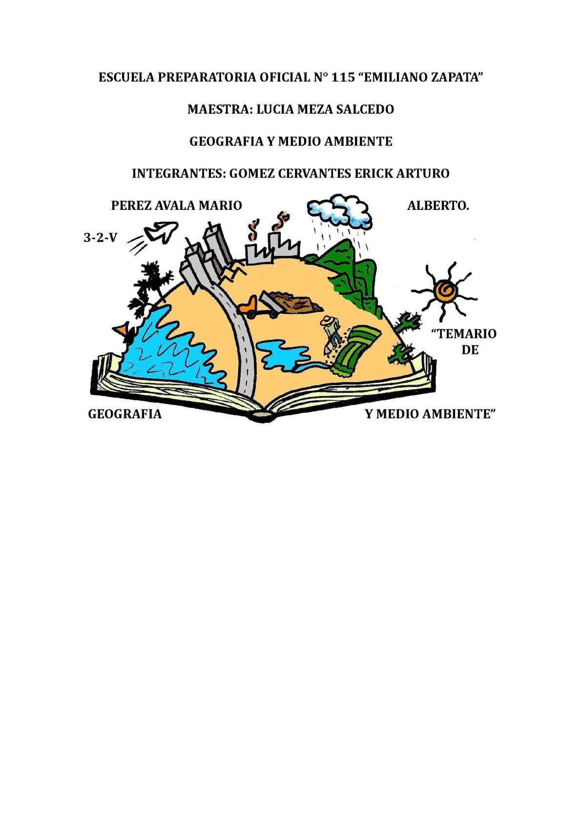 Calaméo Geografia Y Medio Ambiente