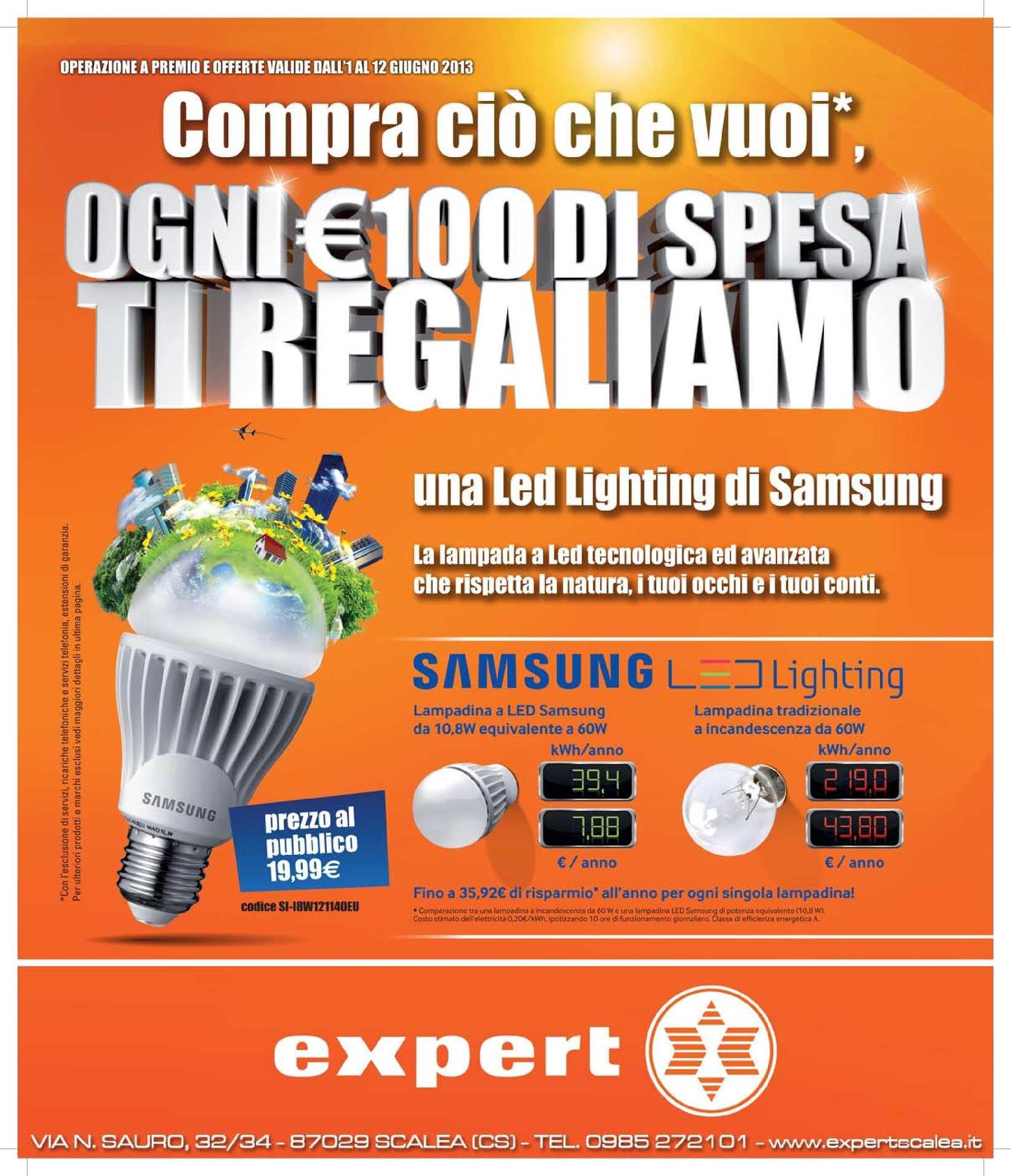 Calaméo Volantino Expert Gruppo Marcopolo Dal 16 Al 12062013