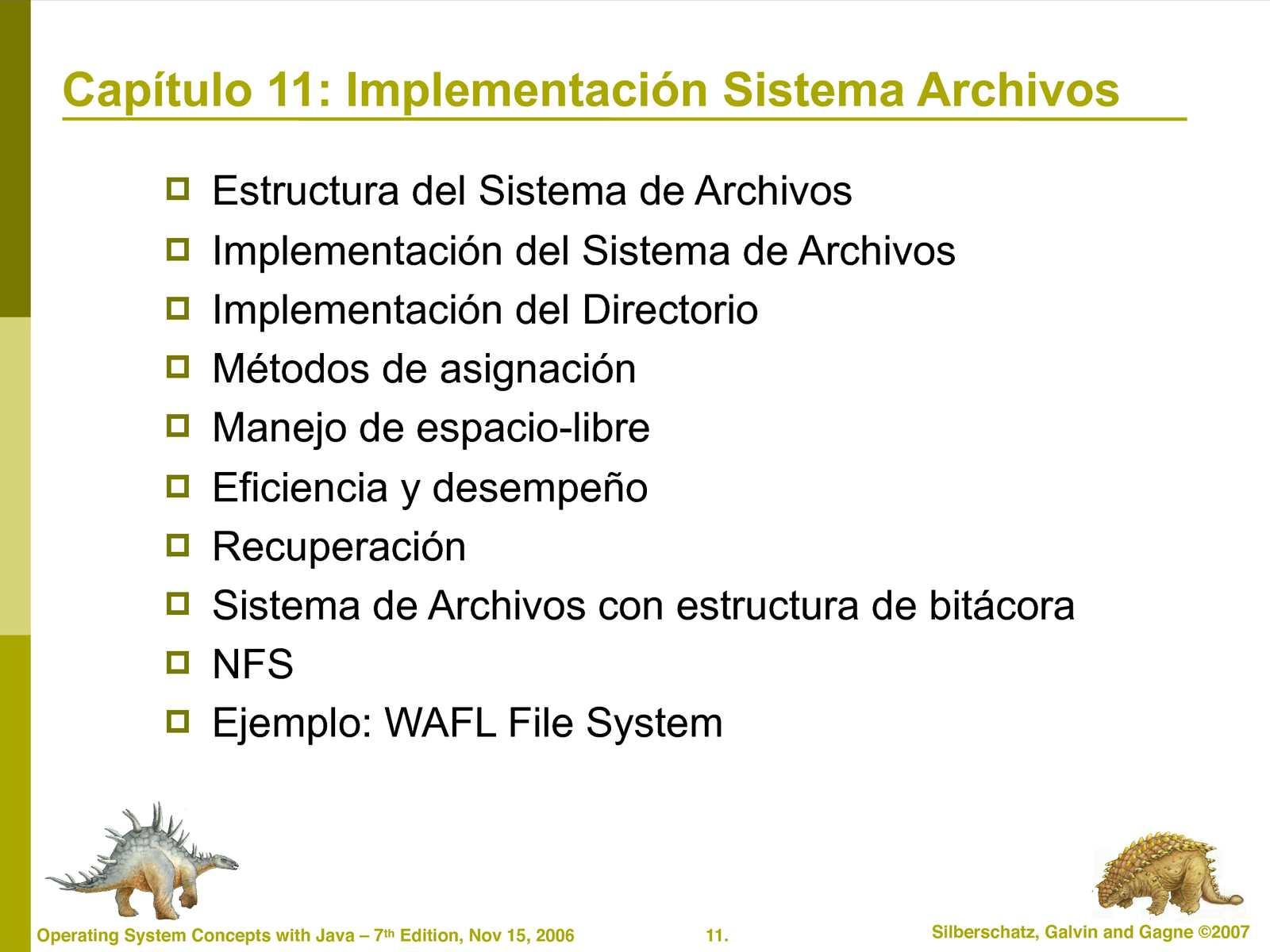 Implementación Sistema De Archivos Calameo