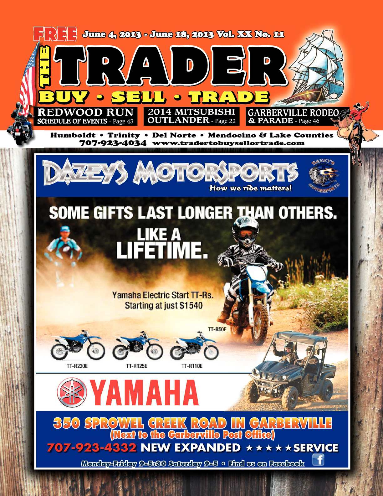 Calaméo The Trader 707 060413