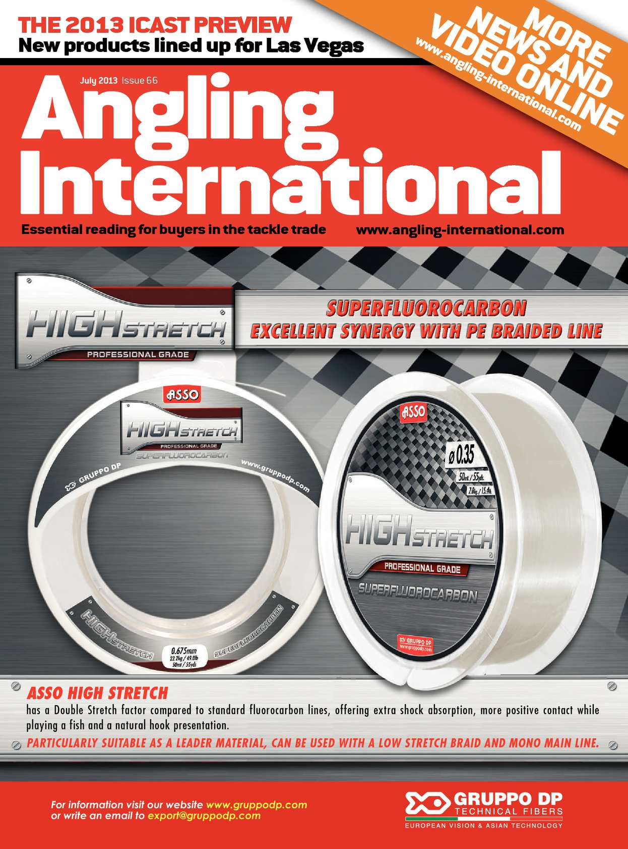 b273a2f62a Calaméo - Angling International - July 2013 - Issue 66
