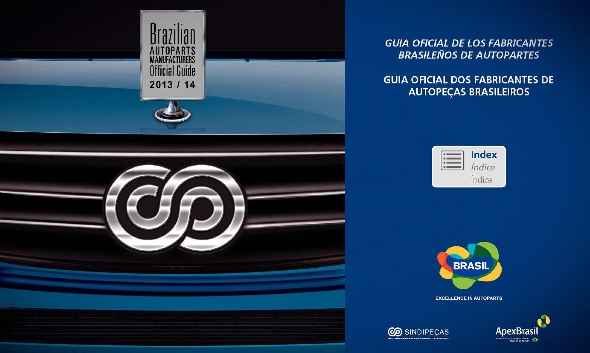 Calaméo - Brazilian Autoparts Manufacturers Official Guide 2013 2fc9941502