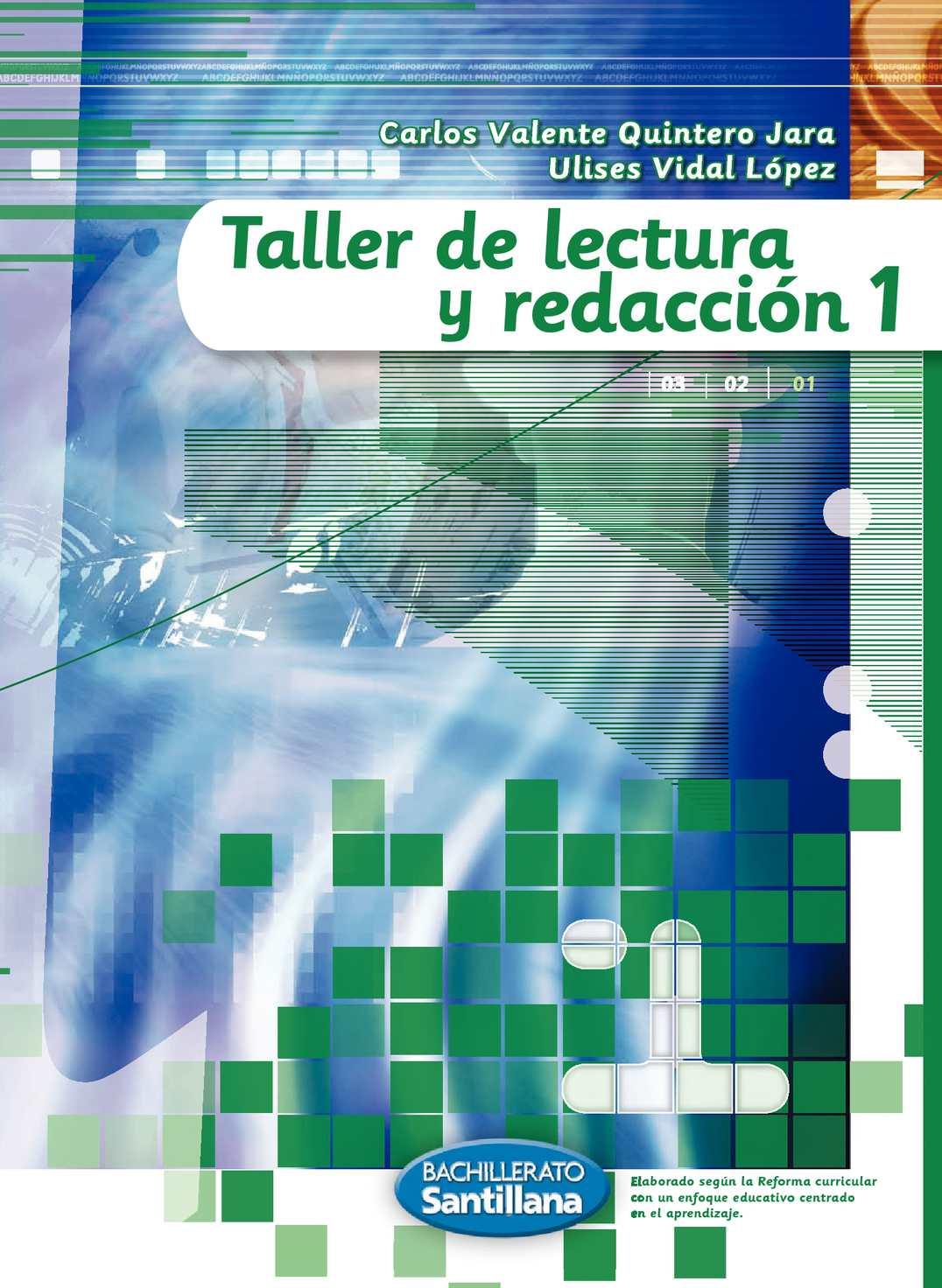 libro de lectura santillana pdf
