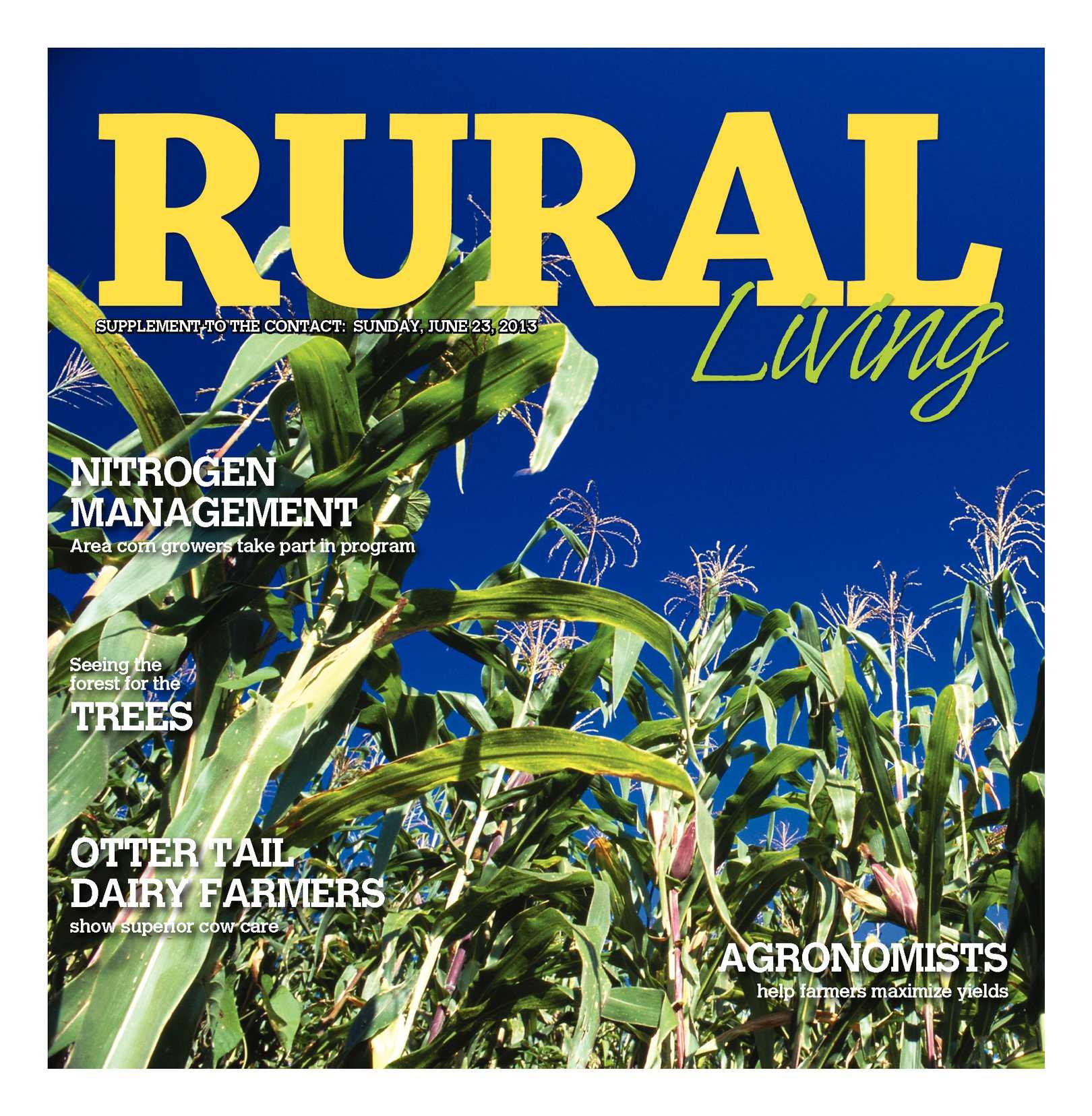 Calaméo - Rural Living 2013
