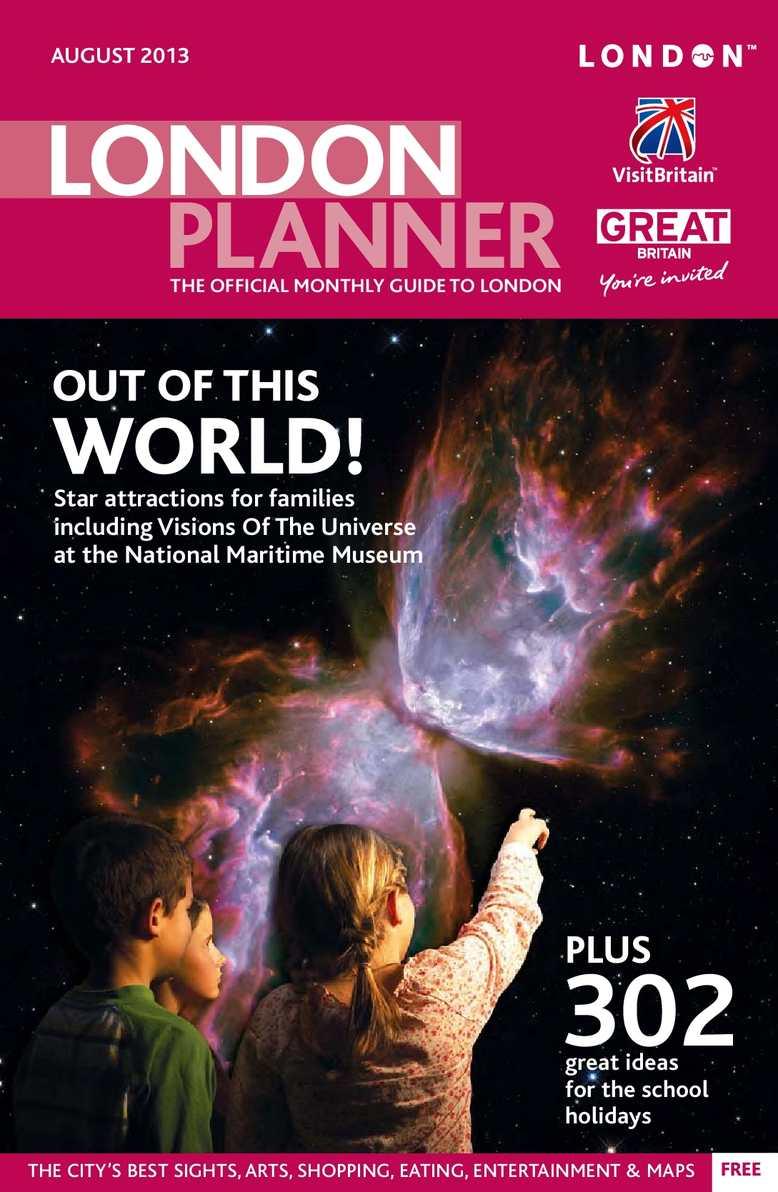 Calaméo - London Planner August 2013