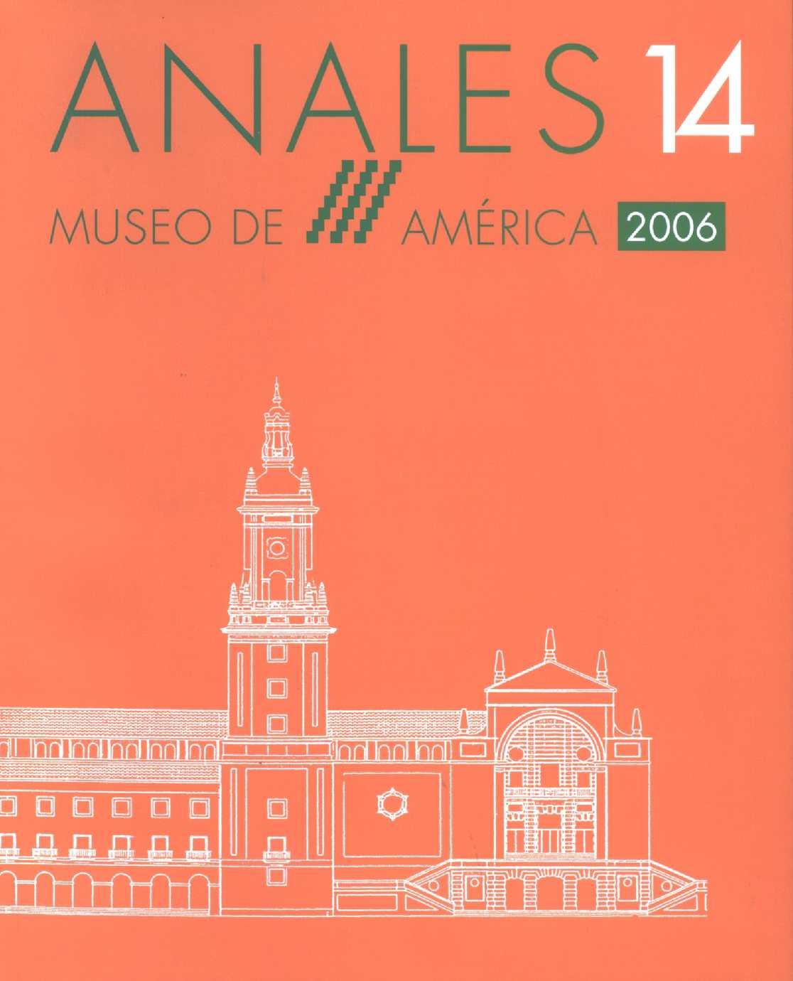 Calaméo Anales Del Museo De América 14 2006