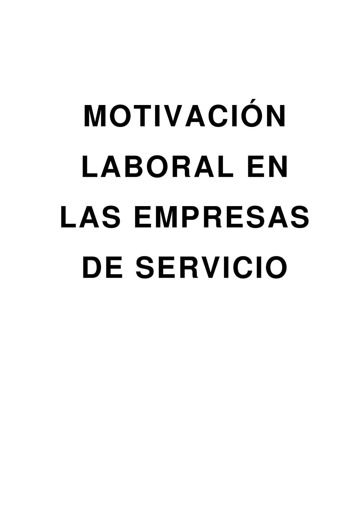 Calaméo Motivación Laboral
