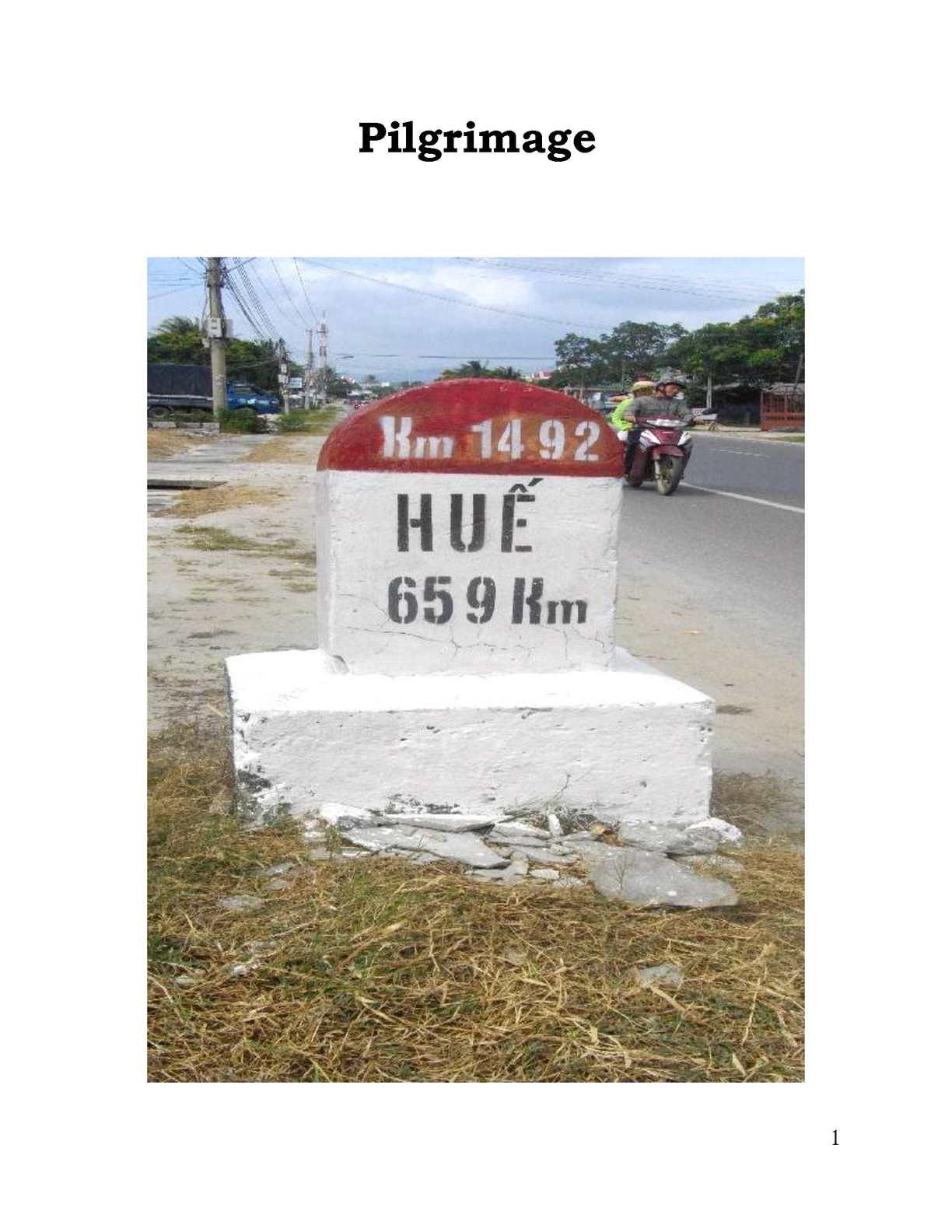 0eca800292 Calaméo - Pilgrimage to La Vang