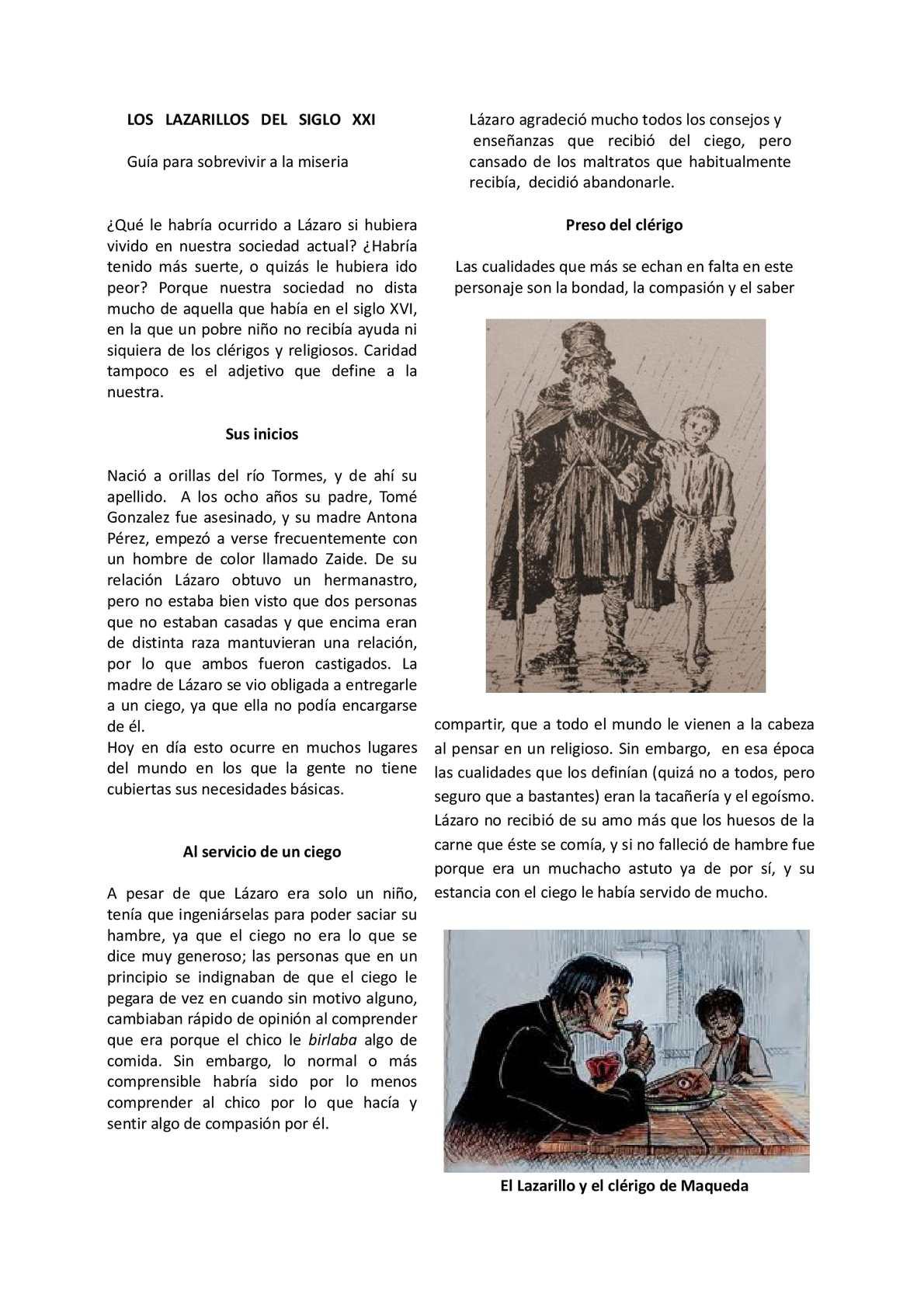 Calaméo - Reportajes, entrevistas y artículos de opinión