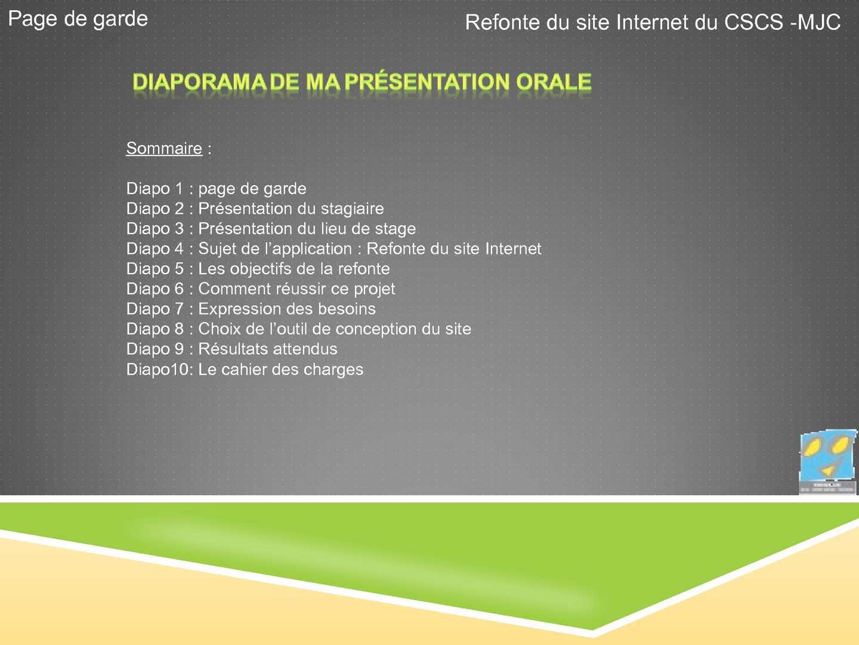 Calaméo Diaporama De Ma Présentation Orale