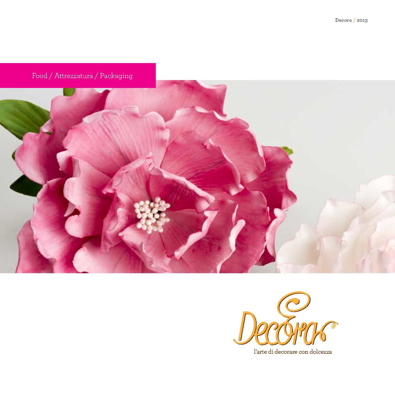 DECORA 0173921 Disco 10x5 cm Bianco