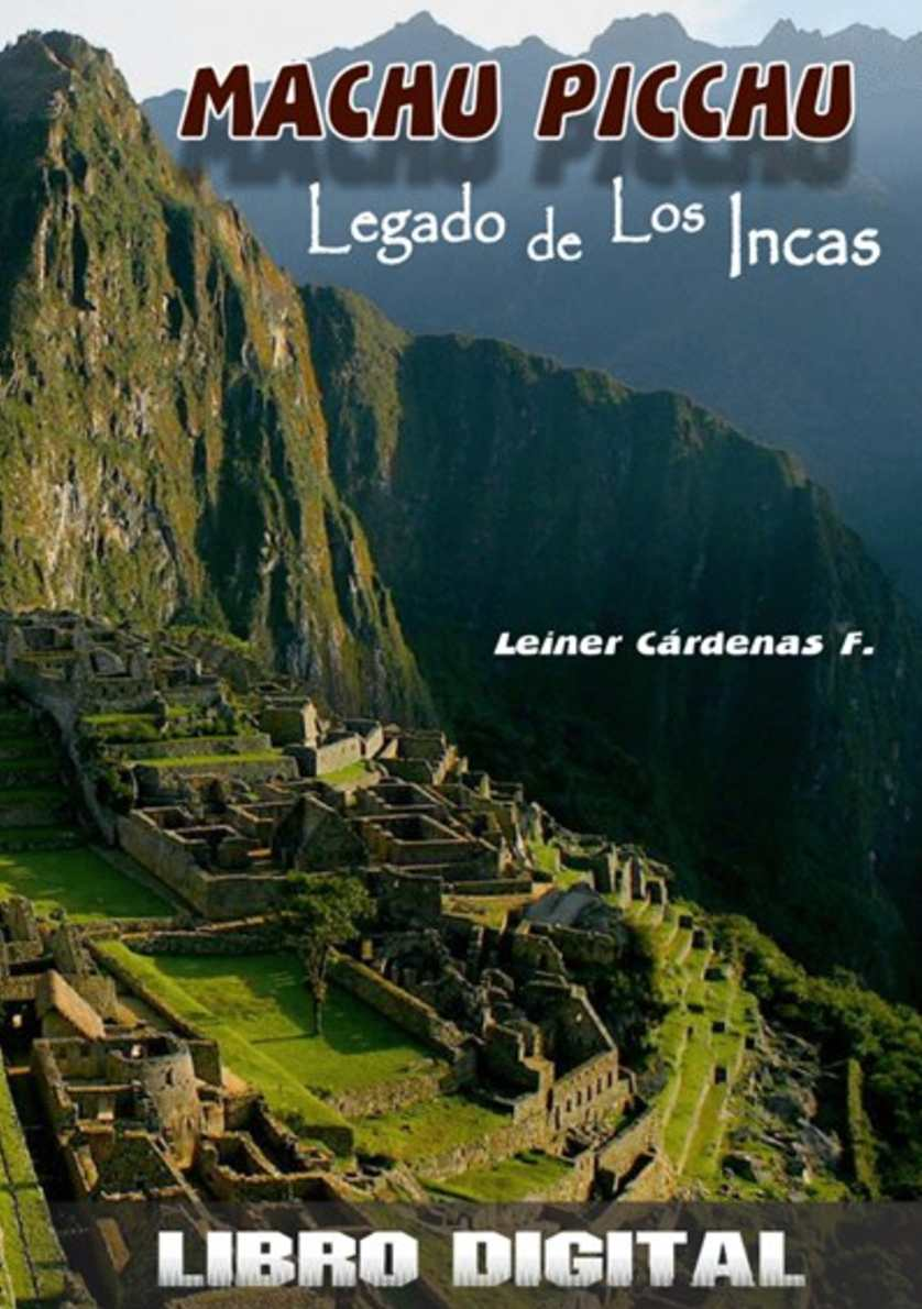 "Calaméo - Machu Picchu ""Legado de los Incas"""