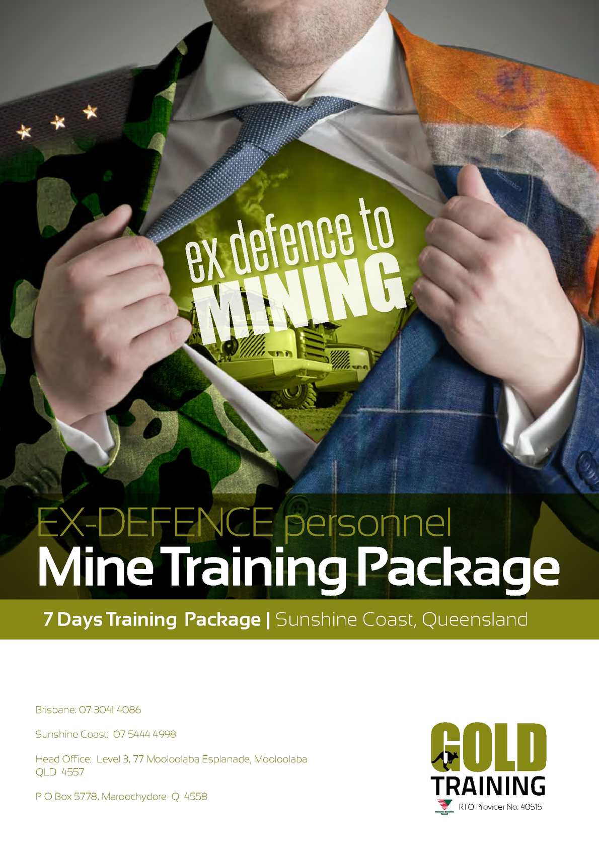 Calaméo - Nationally Recognised Courses Offered By Gold Training