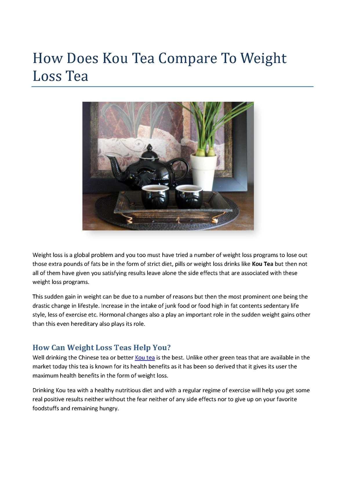 green tea pills for weight loss side effects