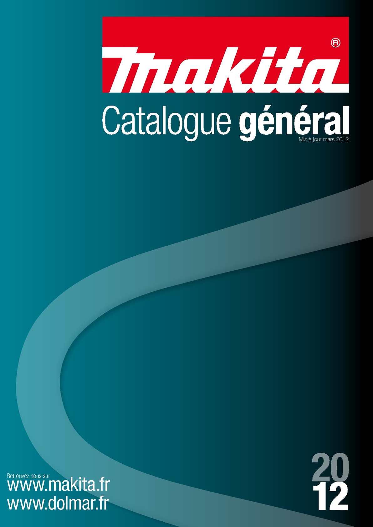 Calaméo Catalogue Makita