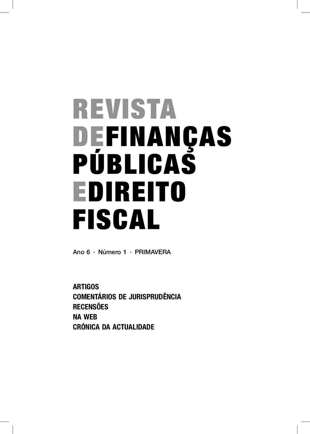 79b0a5c82d2 Calaméo - Revista de Finanças Públicas e Direito Fiscal