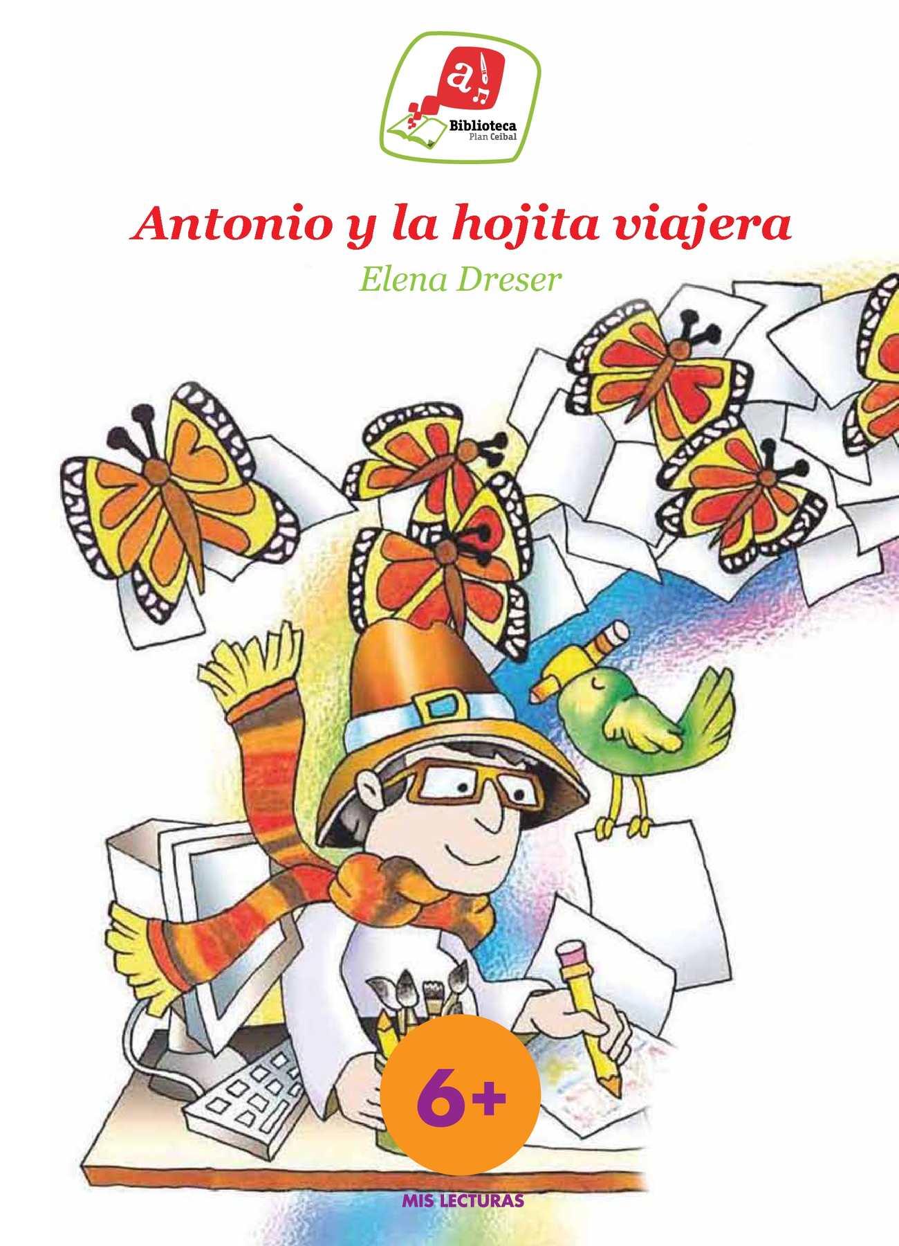 Antonio y la Hojita Viajera