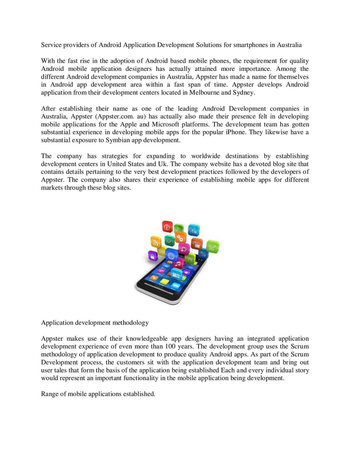 Calaméo - app development android
