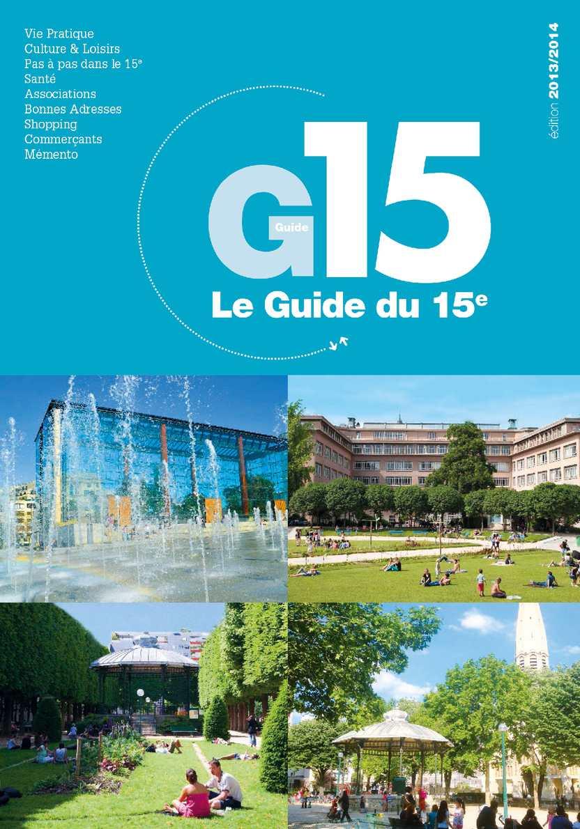 Vita Confort 25 Rue Lecourbe calaméo - guide du 15 2013-2014