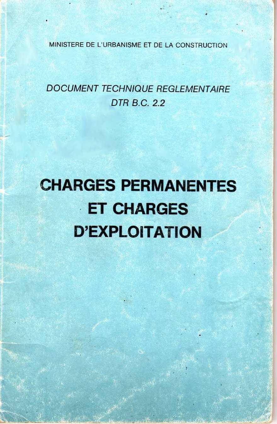 dtr algerie gratuit