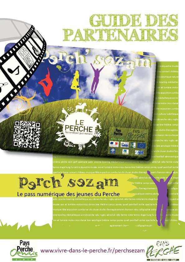 Calaméo - Guide des partenaires Perch sezam e44f070c6db