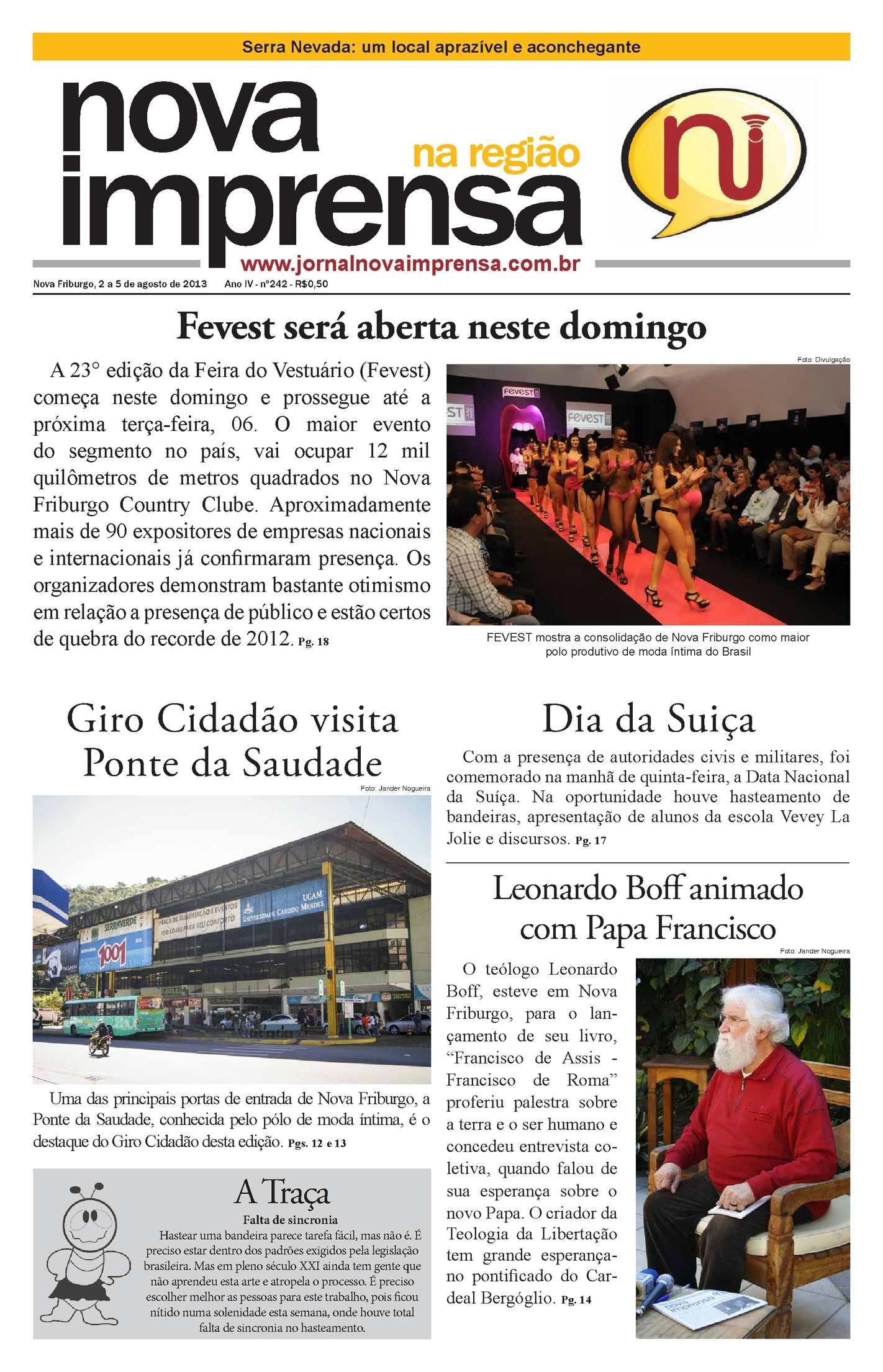 083936c6a Calaméo - Jornal Nova Imprensa - Edição 242