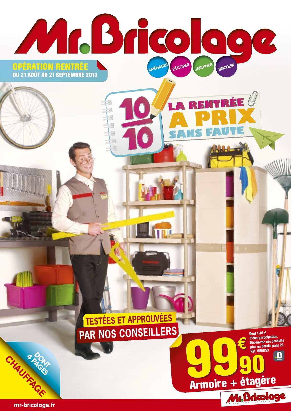Calaméo Mrbricolage Catalogue Rentrée 24 Pages