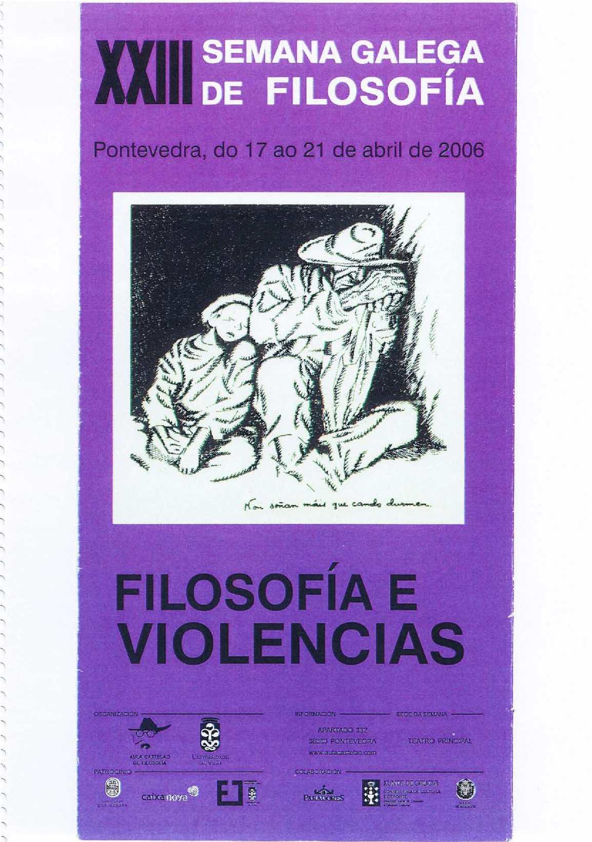 Calaméo - XXIII Semana Galega de Filosofía - Dossier de prensa c11eb567ae