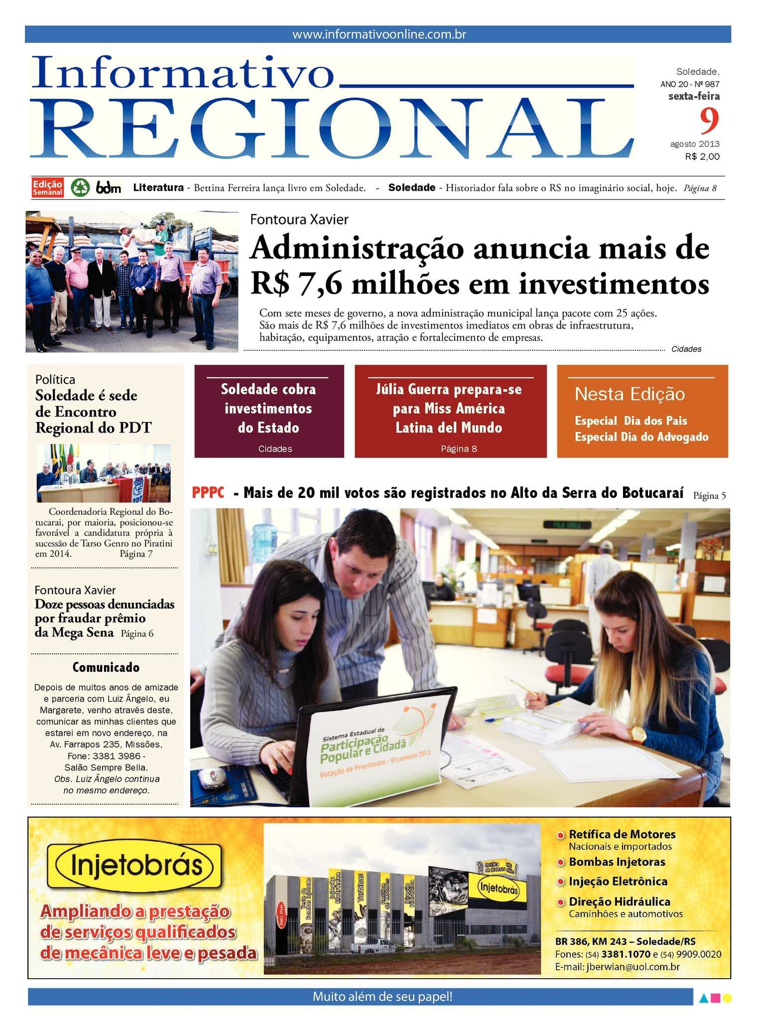 7def2b9fe880d Calaméo - Informativo Regional 987