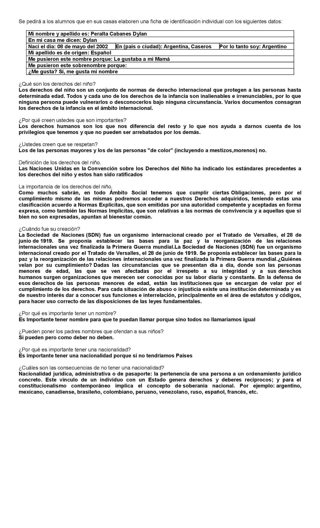 Calaméo - TRABAJO DE DYLAN - 5to B