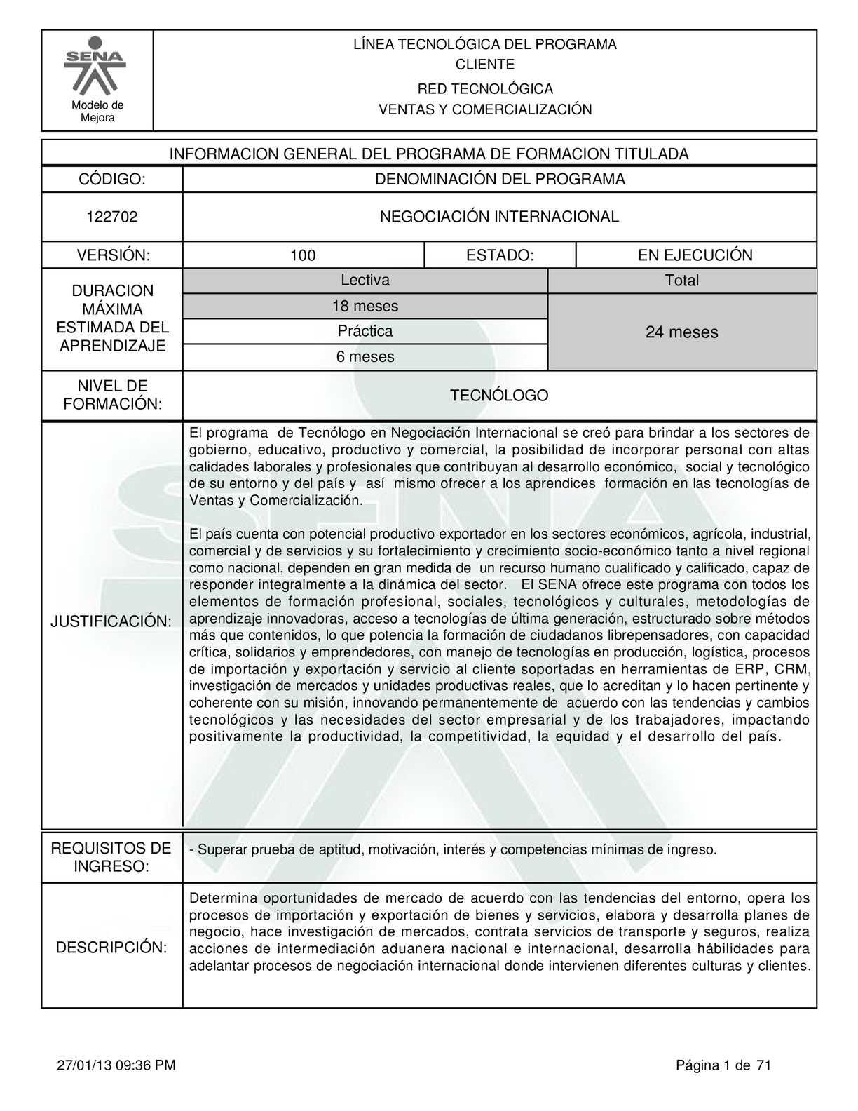 Calaméo 122702 Tecnólogo En Negociación Internacional