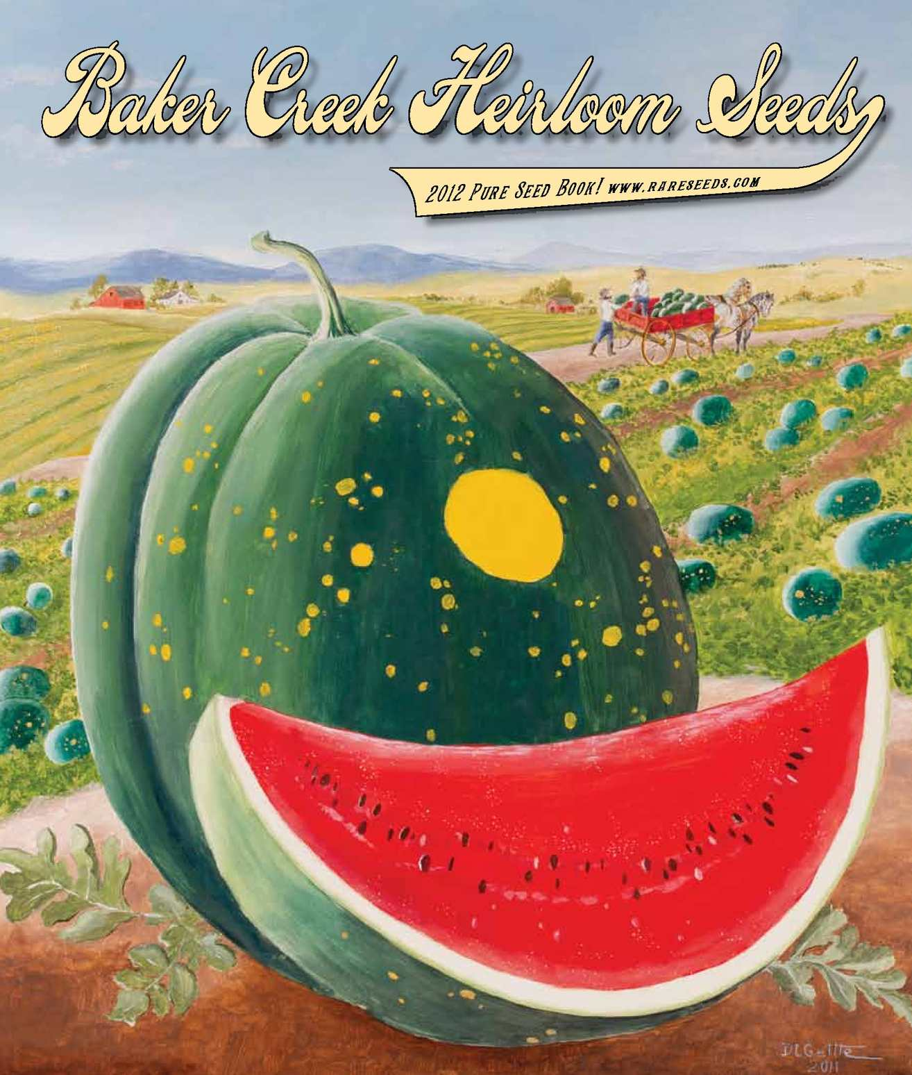 Calaméo - Barker Creek Heirloom Seeds and Rare Seeds